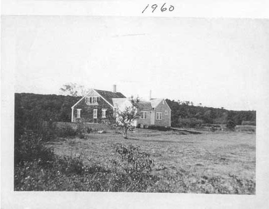 Farmhouse, Williams family ownership